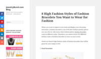 36 Best Jewelry Design Blogs - Complete List of Top Jewelry Design Blogs 2019