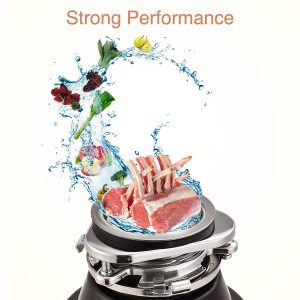 Strong Performance Garbage Disposal Unit
