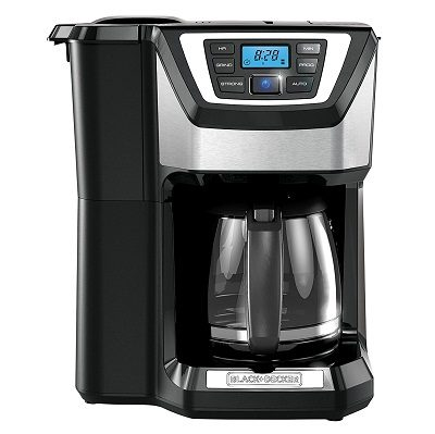 Black & Decker Cm5000b Mill And Brew Coffee Maker Review