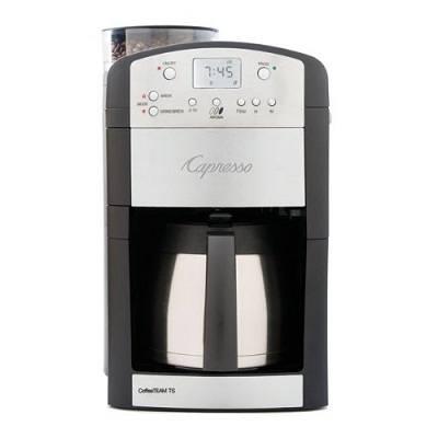 Capresso 465 Coffee Maker Review