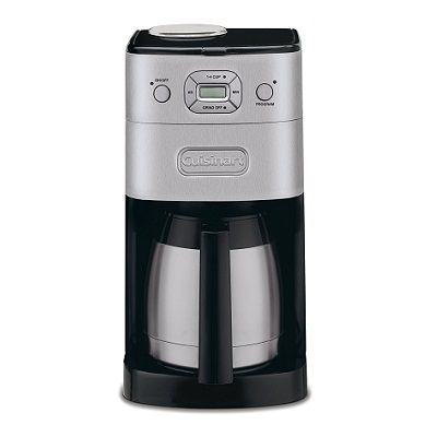 Cuisinart Dgb-650bc Grind And Brew Review