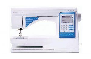 husqvarna embroidery machines has a long history of creating designs for appliances to help the homemaker