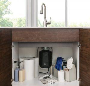 moen garbage disposal unit